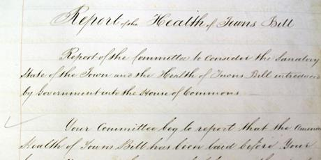 the reasons for the ineffectiveness of the 1848 public health act of the united kingdom This page outlines issues in the government of welfare in the united kingdom  with social policy in the uk to the public the national health service in.